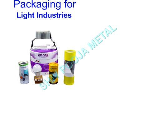 Led Bulb Container