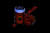 Led bulb paper canister