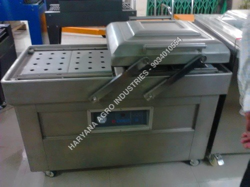 Vacuum Packing Machine Double Chamber
