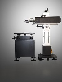 Ceramic Laser Marking Machine