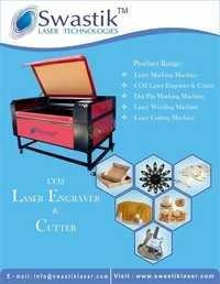 Co2 Non Metal Laser Engraving Machine