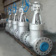 High Pressure Gate Valves