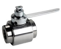 High Pressure Ball Valves