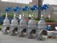 Parellel Slide Gate Valves