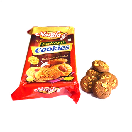 Choco-Peanut Cookies