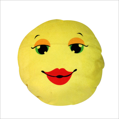 Smily Sublimation Cushion