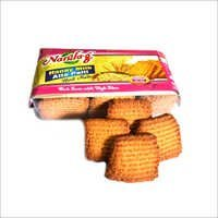 Honey Milk Atta Cookies