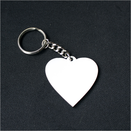 Heart Shap Key Chain
