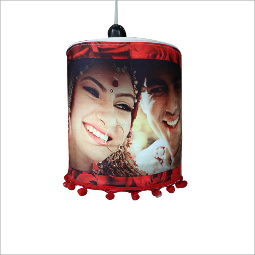 Hanging Photo Lamp
