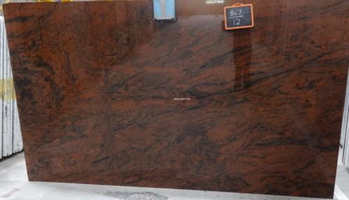 Red Smoka Granite