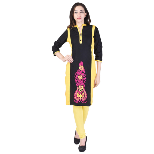 Indian Rayon Fancy  Kurti