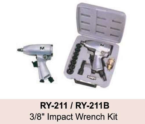 RY-211 Air Impact Wrench / Kit
