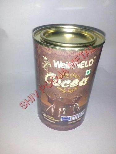 Protein Round tin