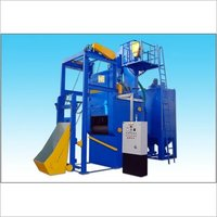 Tumblast Shot Blasting Machine with Loader