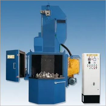Airless Indexing Type Shot Blasting Machine
