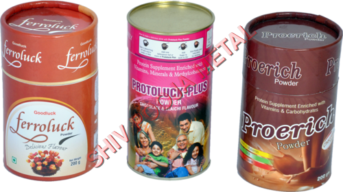 Paint Paper Canister
