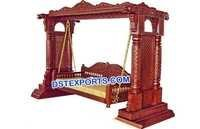 Indian Wedding Wooden Hand Made Swing