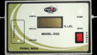 Portable Combustible Gas Analyser