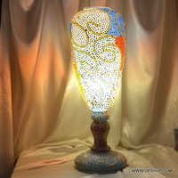 TABLE LAMPS , GLASS TABLE LAMP BASE,MODERN LAMP,CLEAR TABLE LAMP,FROST TABLE LAMP
