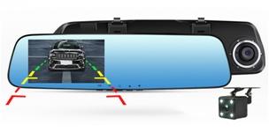 NW-D18 Car Dashboard Camera
