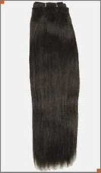 Straight weft  virgin hair