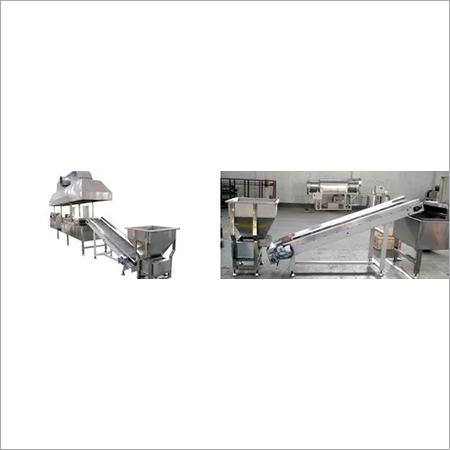 Semi Automatic Chana Dal Fryer