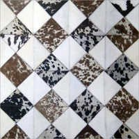 Printed Leather Rugs