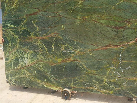 Rain Forest Green Type 1 Marble