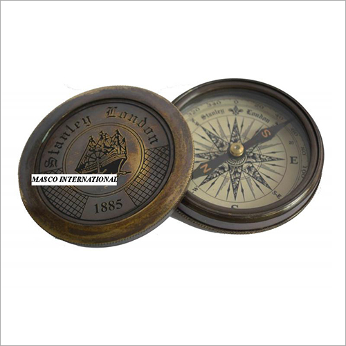 2 Inches Poem Compass