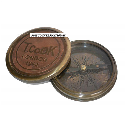 2 Inches T Cook Compass