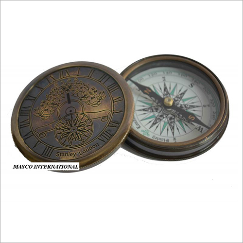 2 Inches Compass