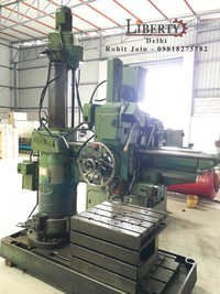 Asquith Radial Drilling Machine
