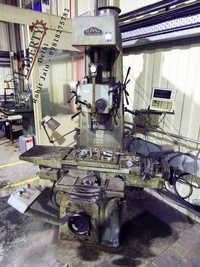 Newall Jig Boring Machine
