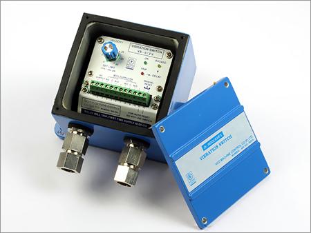 Portable Electronic Vibration Switch