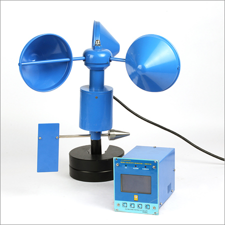Wind Data Logger With Anemometer