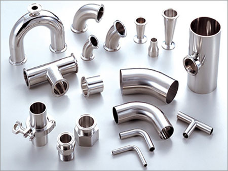 BPE Pipe Fittings