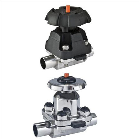 Manual Diaphragm Valve Forge Body