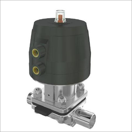 Pneumatic Actuatore Diaphragm Valve Forge Body