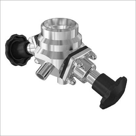 Flush Mounted Sampling Valve