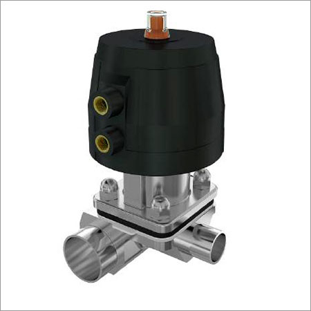 User Point Diaphragm Valve