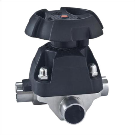 User Point Diaphragm Valve Manual
