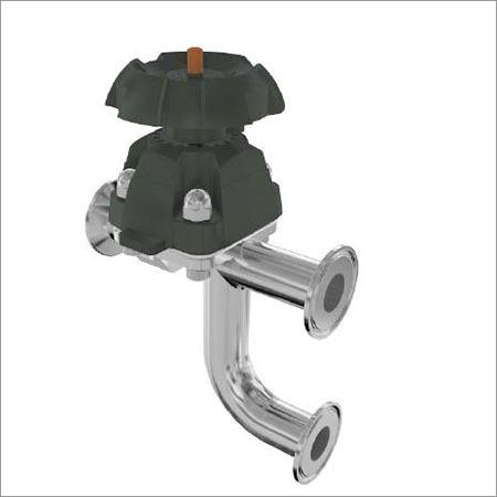 Manual Zero Dead Leg valve