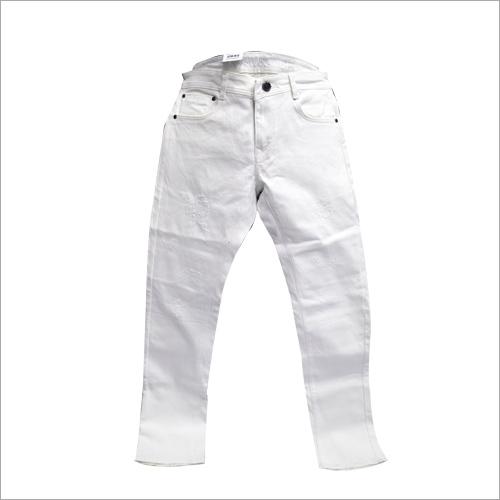 Super White Men Jeans