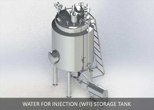 WFI Storage Bank