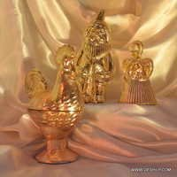 TABLE TOP FINIALS,SILVER CHRISTMAS ORNAMENTS,FESTIVAL PARTY ORNAMENTS,CHRISTMAS ACCESSORIES