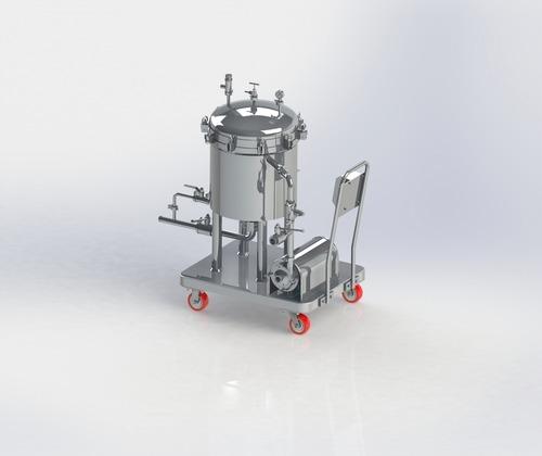 Sparkler STD Filter Press