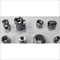 Steel Socket weld Fittings