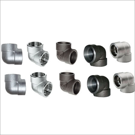Forged Socket Weld Fitting Elbow