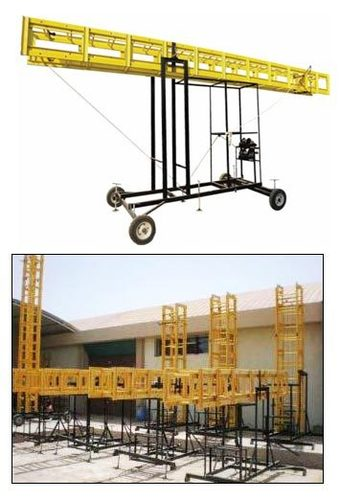 FRP TILTABLE TOWER EXTENSION LADDER