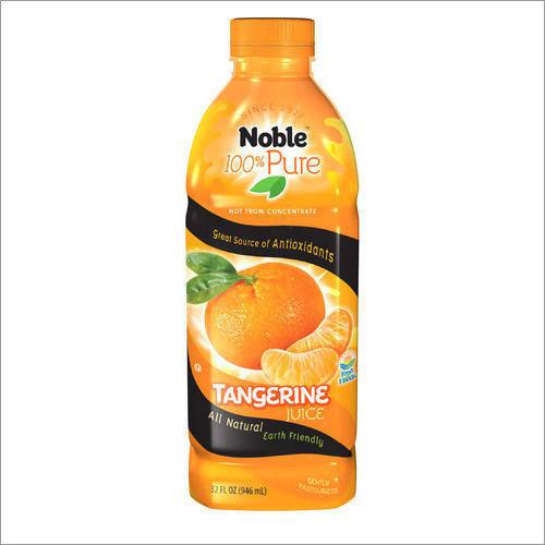 Juice Bottle Shrink Labels